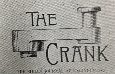 The Crank Journal