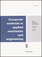 Cover of Computer Methods in Applied Mechanics and Engineering
