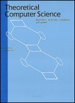 Cover of Theoretical Computer Science