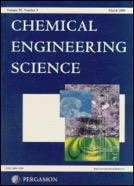 Cover of Chemical Engineering Science