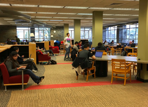 Viewing Engineering Library, 2016