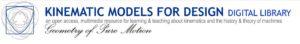 kinematic models for design digital library